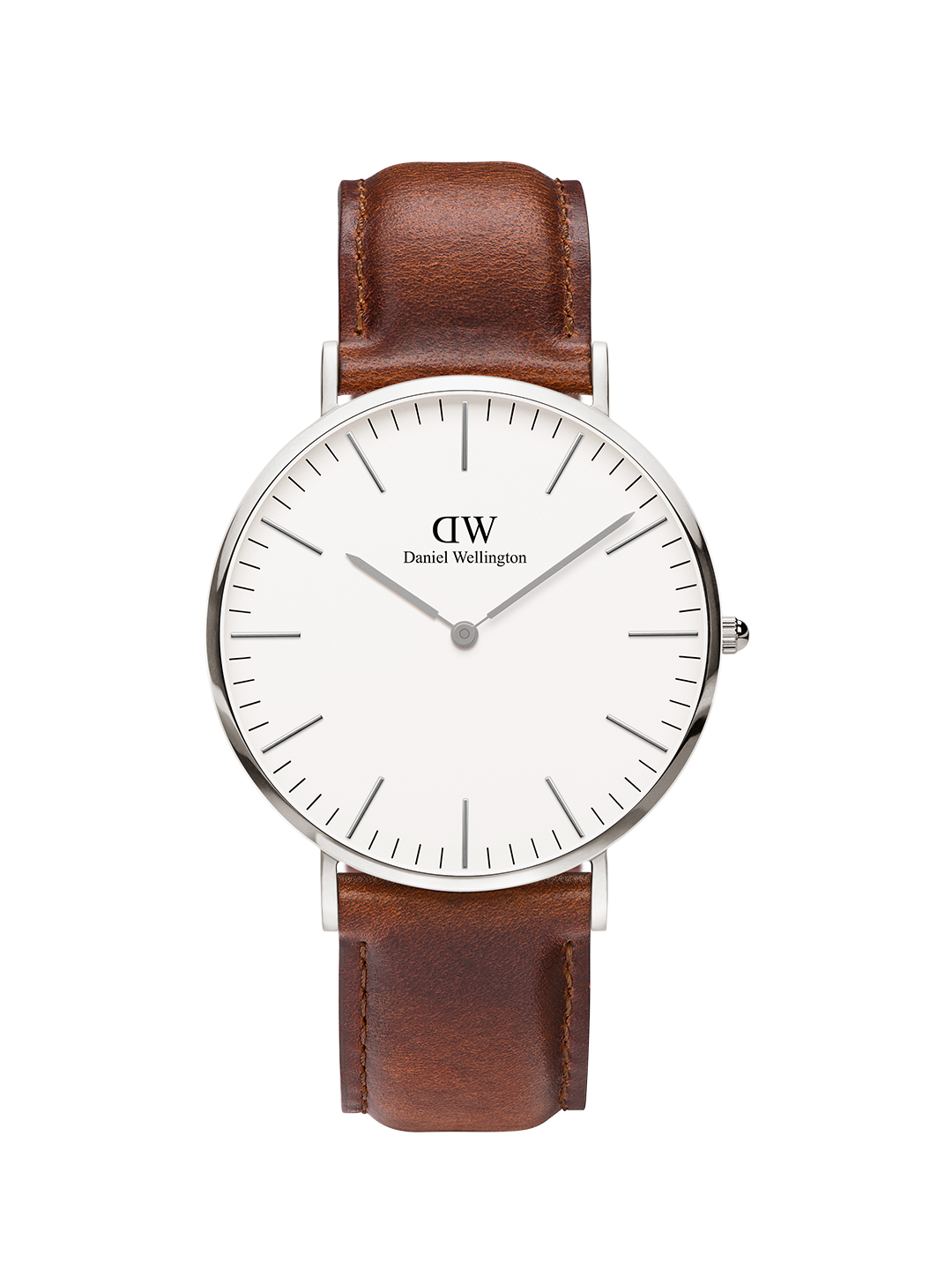 DW00100021_ClassicSTMawes_Silver_White_40mm_1