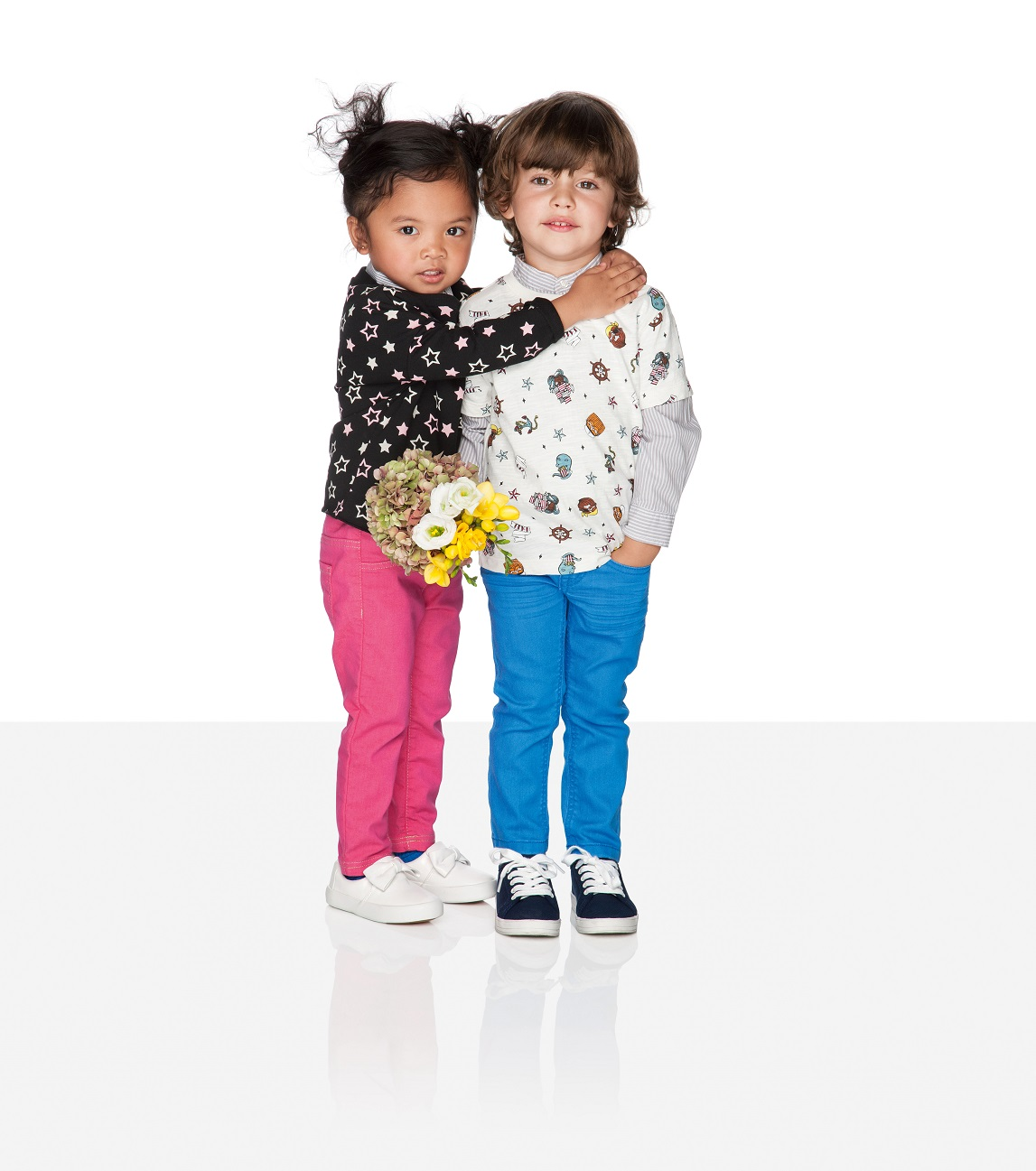 Spring 18 Kids Campaign by Oliviero Toscani (1)