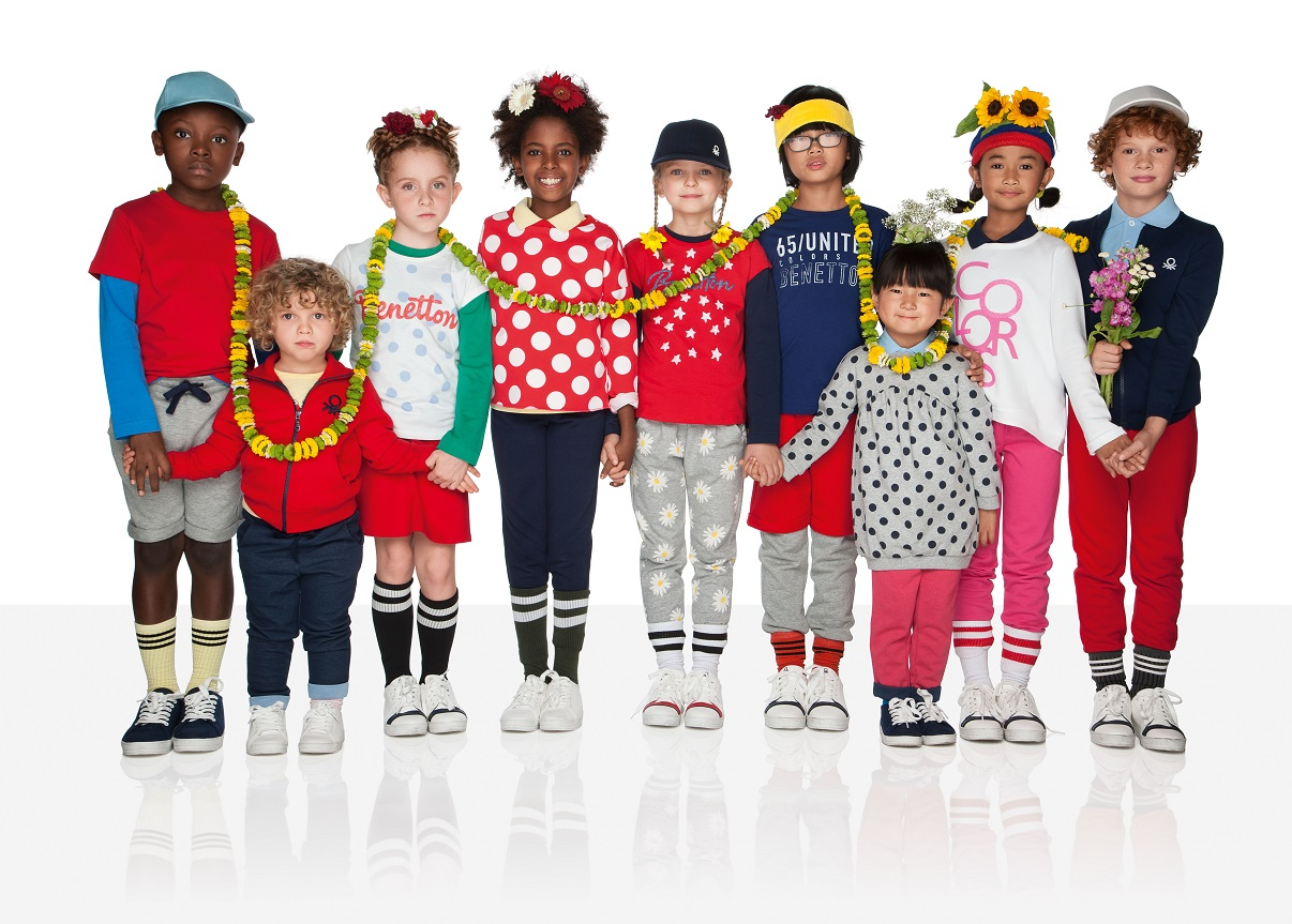 Spring 18 Kids Campaign by Oliviero Toscani (4)