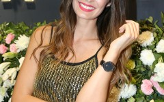 Bruna Abdullah at the Daniel Wellington store launch in Fort, Mumbai