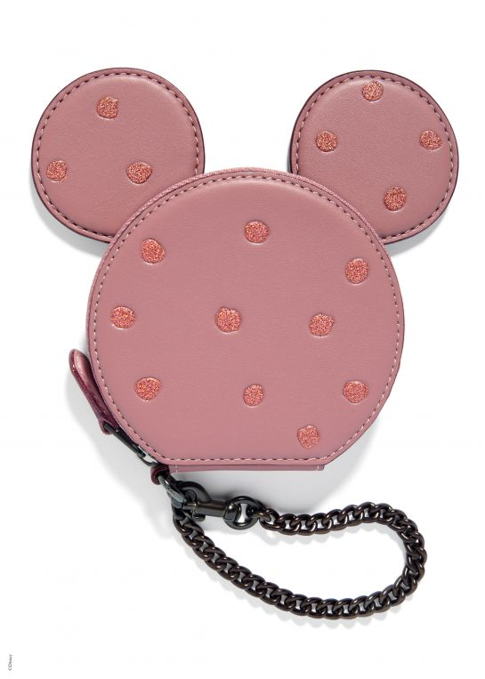 Disney x Coach Minnie Mouse Coin Case, _INR 4775, available at Coach. (1)