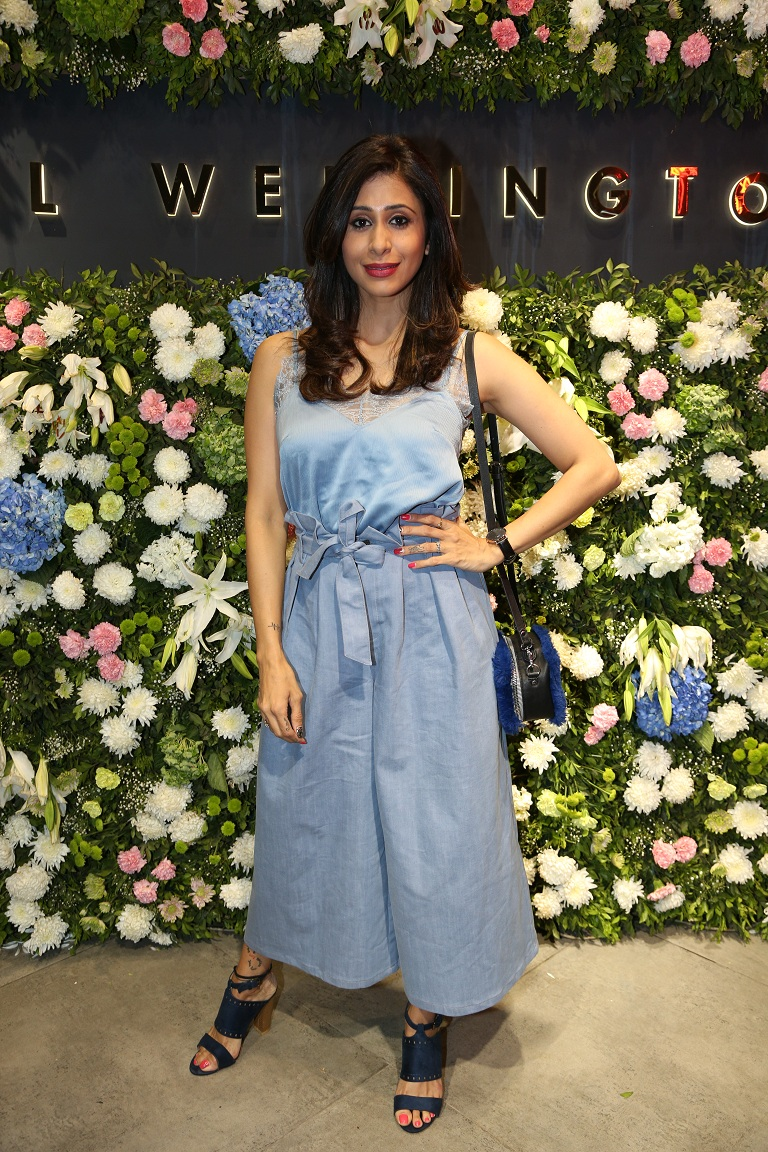 Kishwer Merchant at the Daniel Wellington store launch in Fort, Mumbai (2)