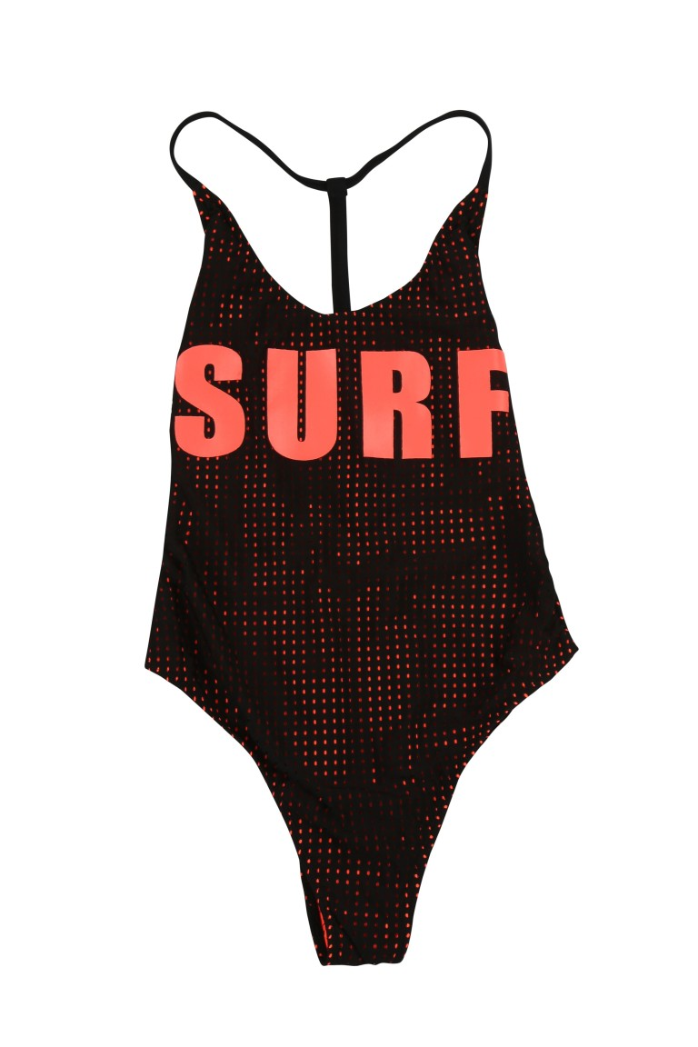 Surf One Piece Swimsuit - Rs.