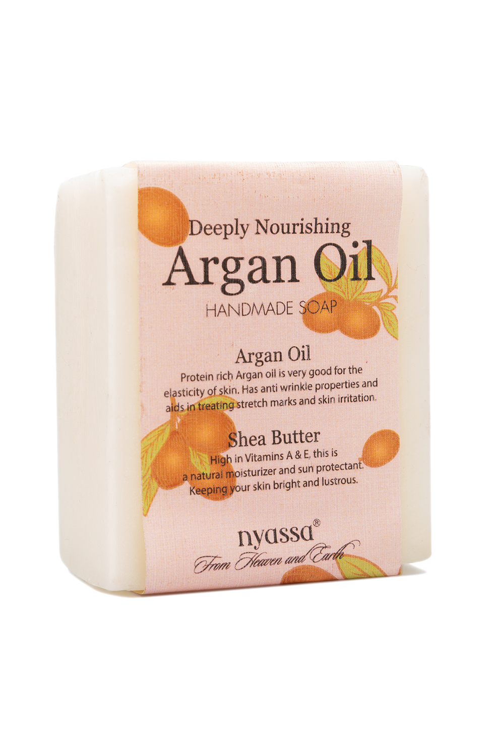 Nyassa_Argan Oil Soap