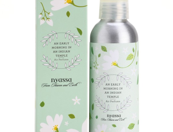 Nyassa An Early Morning At An Indian Temple Air Perfume (180 ml)_INR 500