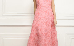 Myntra - All About You from Deepika Padukone Women Pink Printed Maxi Dress- Rs. 2799