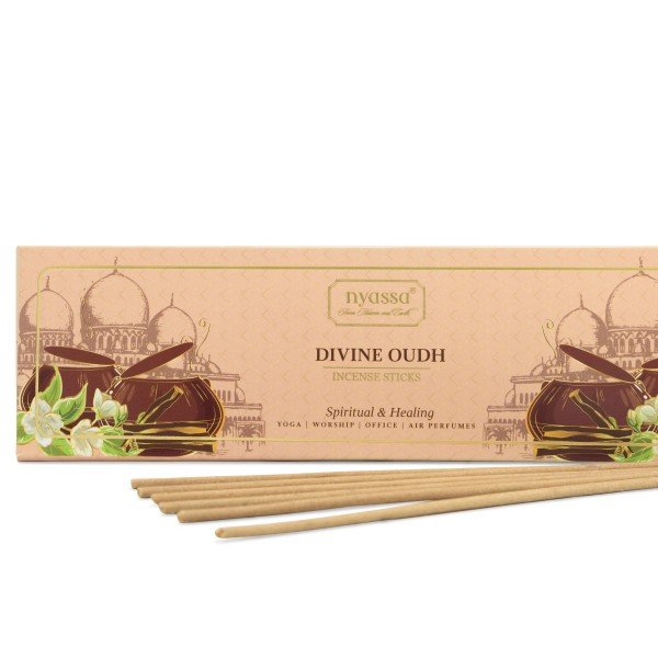 Nyassa_Divine Oudh Incense Sticks