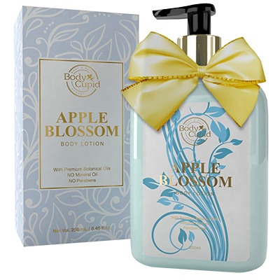 Body Cupid Apple Blossom Body Lotion-250mL
