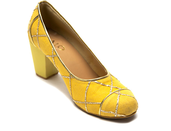 PAIO_MONICA YELLOW EMBROIDERED COURT HEELS_INR 3,190 (1) (1)