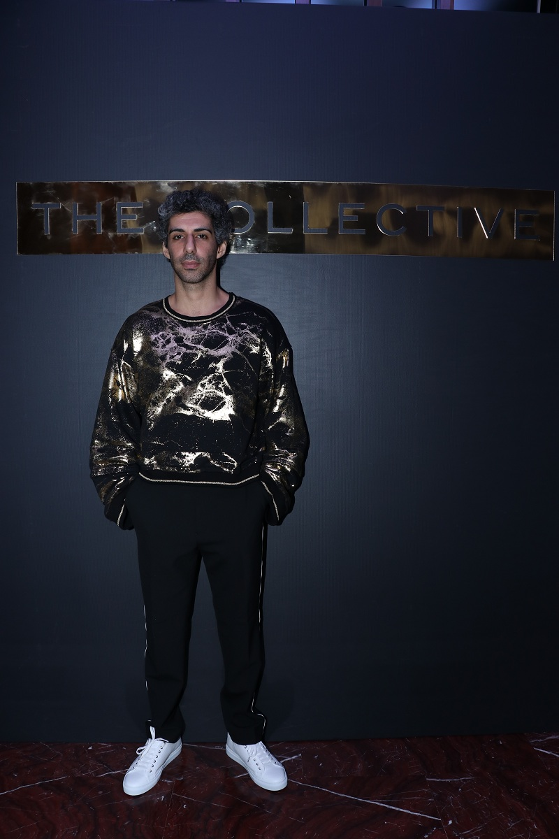Jim Sarbh at The Collective's 10th Anniverssary Celebration (2)