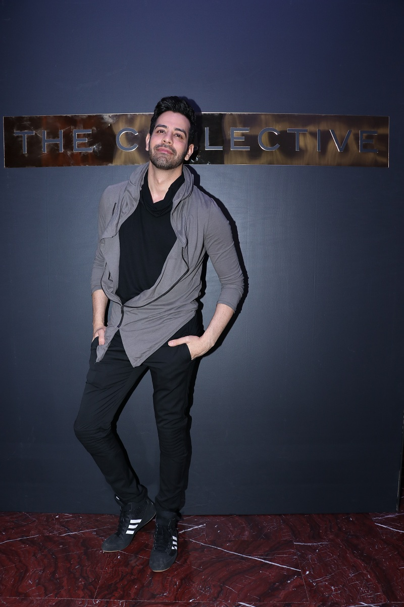 Manish Anand at The Collective's 10th Anniverssary Celebration