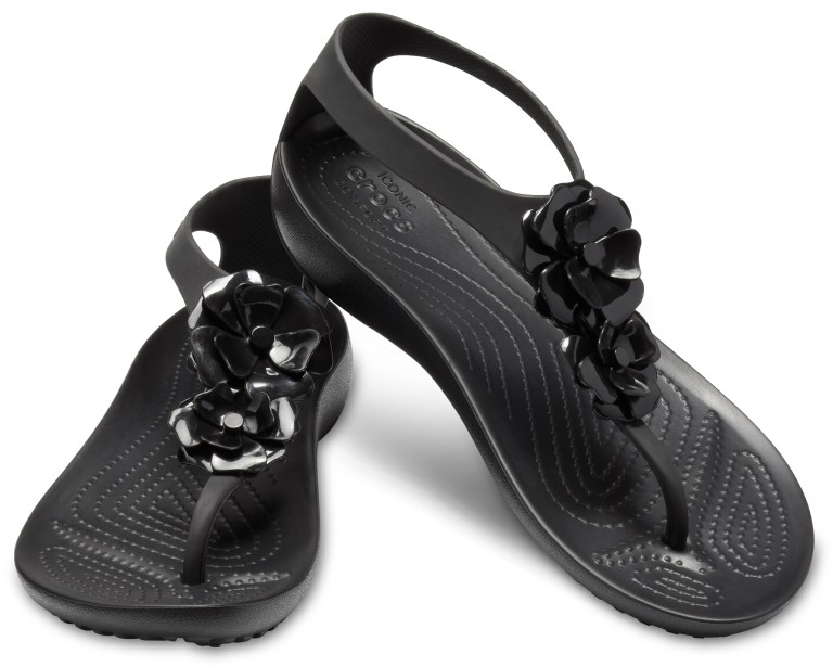 2ffb586f8 NEW CROCS SERENA COLLECTION IS FABULOUSLY FEMININE